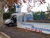 Ambulances Paulhanaises
