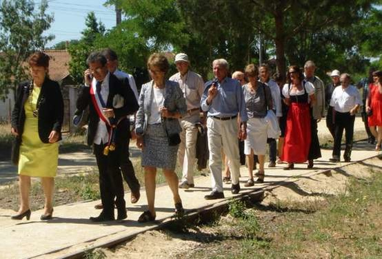 Pèlerinage à Lourdes pour Amicales rencontres de Marguerittes